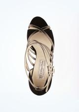 Chaussure de Danse Werner Kern Eva 6,5cm Noir #2. [Noir]