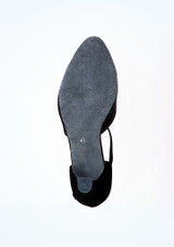 Chaussure de Danse Latine & Salon Roch Valley Felicity 5,5cm Noir #3. [Noir]