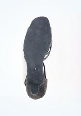 Chaussure de Salon Roch Valley Evie 3cm Noir #3. [Noir]