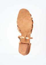 Chaussure de Salon Roch Valley Bella 3cm Beige Fauve #3. [Fauve]
