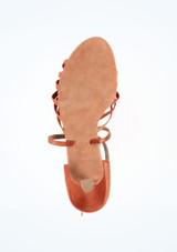 Chaussure de Danse Move Sadie 6cm Tanee Fauve semelle. [Fauve]