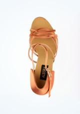 Chaussure de Danse Alegra Toni 7,5cm Fauve #2. [Fauve]