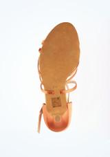 Chaussure de Danse Alegra Toni 7,5cm Fauve #3. [Fauve]