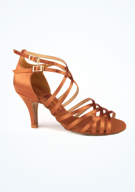 Chaussure de Danse Freed Natalia 7,5cm Marron. [Marron]