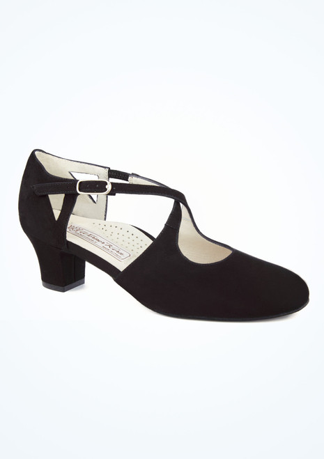 Chaussure de Salon Werner Kern Gala 4,5cm Noir. [Noir]