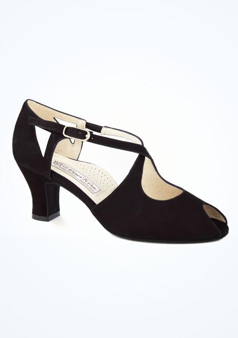 Chaussure de Salon Werner Kern Georgia 6cm Noir. [Noir]