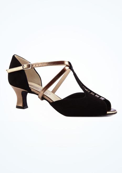 Chaussures de danse Holly Werner Kern 5 cm Noir image principale. [Noir]