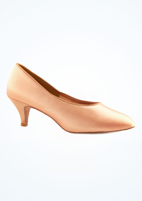 Chaussures de danse Radiant 5 cm Freed Fauve laterale. [Fauve]