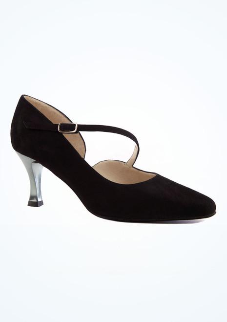 Chaussures de danse Sarah Werner Kern 6,4 cm Noir image principale. [Noir]
