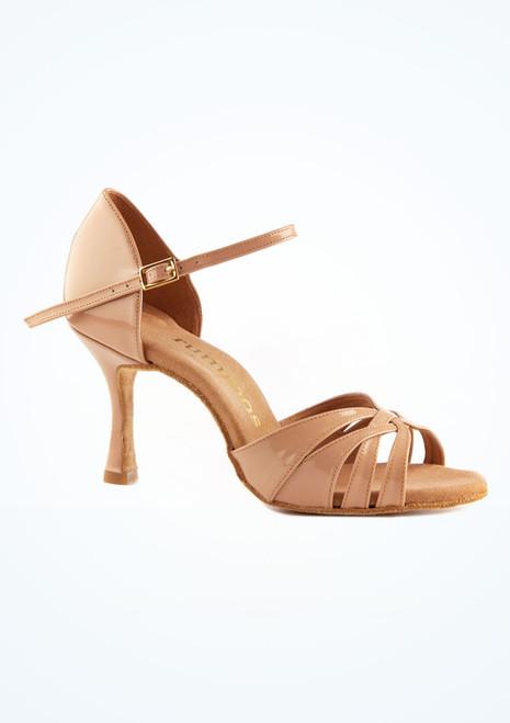 Chaussures de danse Amelia Rummos 7 cm Fauve image principale. [Fauve]