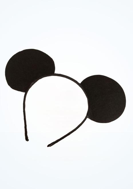 Oreilles Souris Noire [Noir]