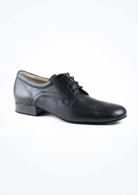 Chaussure de Salon Diamant Brendan  2,5cm Noir. [Noir]