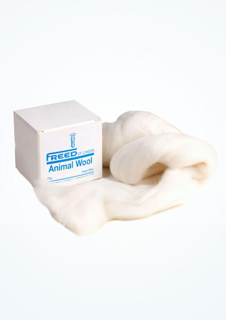 Laine Animale Freed  25g Blanc [Blanc]