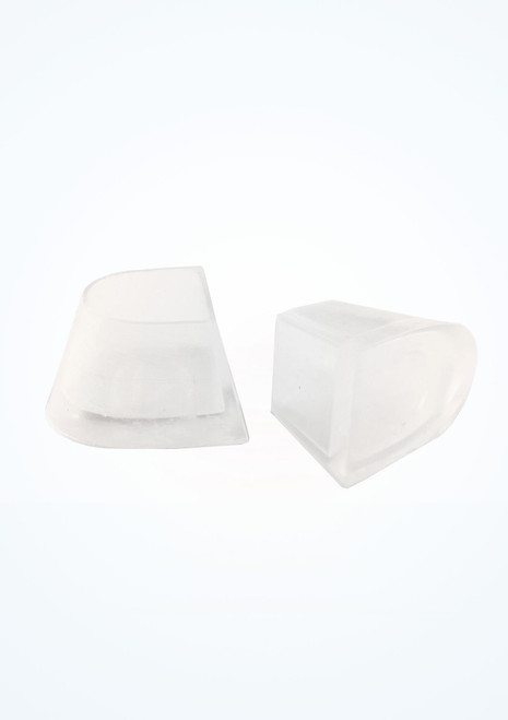 Protection pour talon de type 4 Transparent. [Transparent]