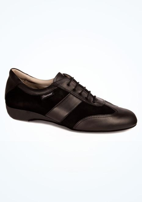 Chaussure de Danse Latine & Salon Diamant Joshua  2,5cm Noir. [Noir]