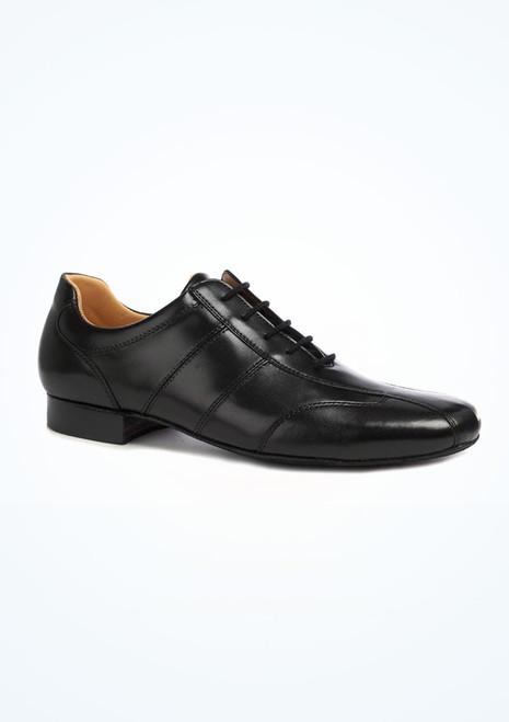 Chaussures danse de salon pour hommes Werner Kern Max  2,5cm Noir. [Noir]