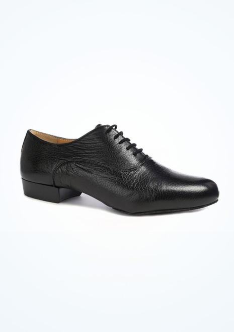 Chaussures danse de salon pour hommes Werner Kern Felix  2,5cm Noir. [Noir]