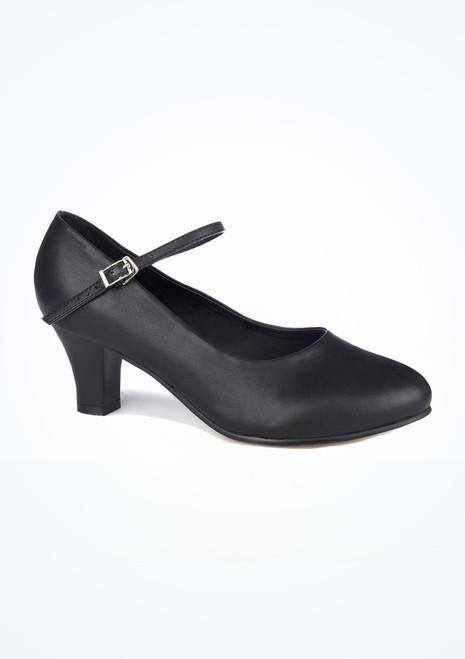 Chaussures de Caractere Move Minelli 5cm Noir. [Noir]