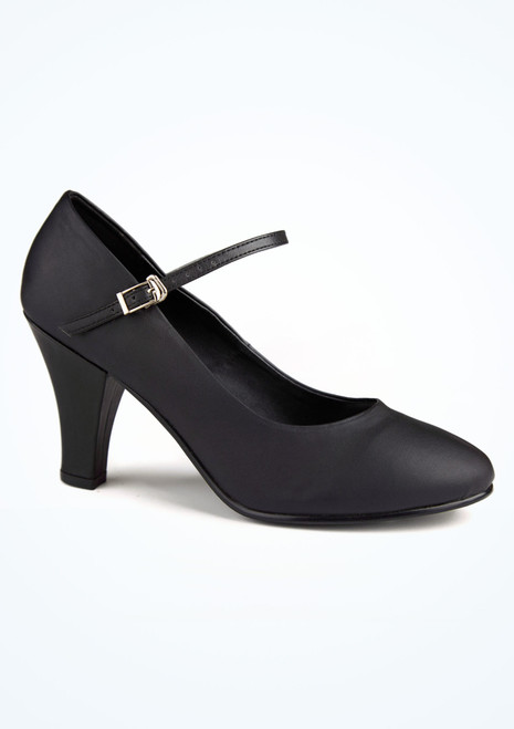 Chaussures de Caractere Move Pippin 7,5cm Noir. [Noir]