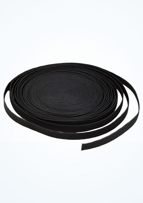 Bande elastique pour chaussons de danse classique Tappers and Pointers Noir image principale. [Noir]