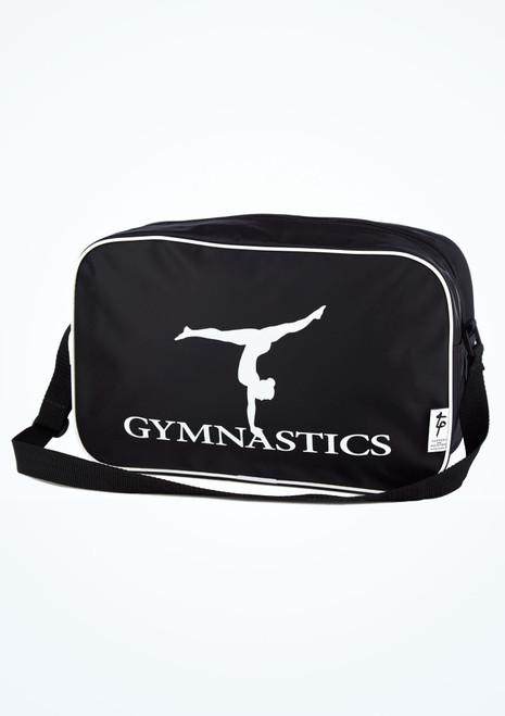 Sac de gymnastique Tappers and Pointers Noir avant. [Noir]