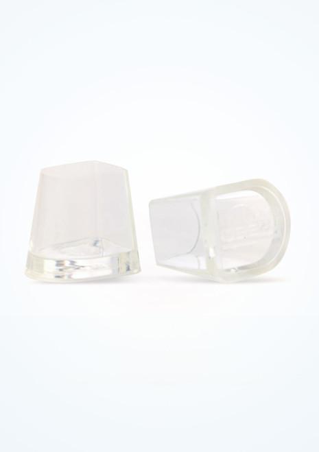 Protection pour talons fins evases Freed Transparent image principale. [Transparent]