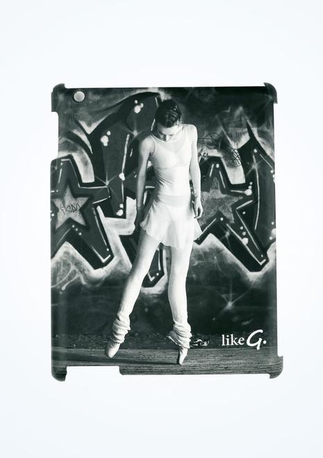 Coque iPad 2 Graffiti* Gris. [Gris]