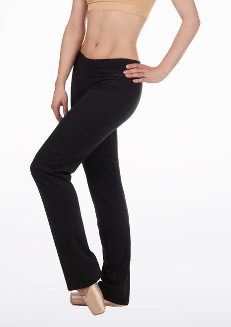 Pantalon de Jazz Repetto Femmes Noir. [Noir]
