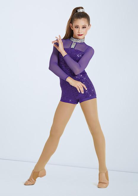 Weissman Miss Movin' On Violet avant. [Violet]