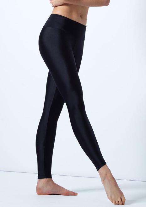 Legging brillant So Danca Noir avant. [Noir]