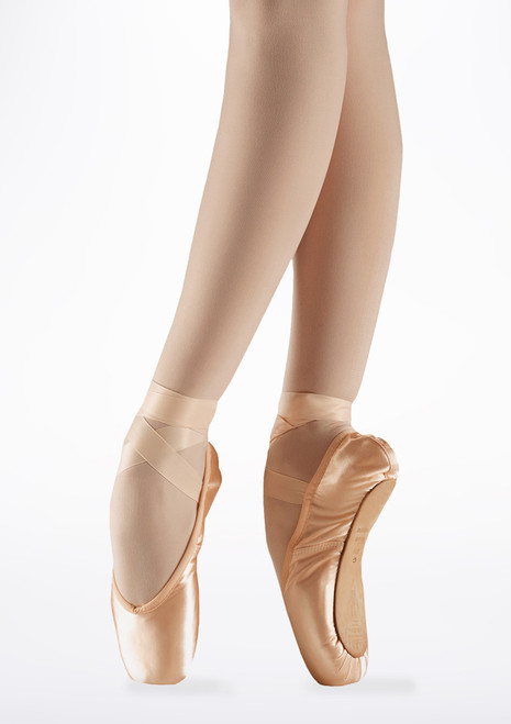 Pointes Bloch Triomphe Rose. [Rose]