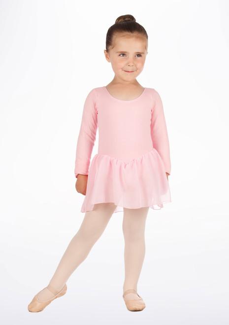 Justaucorps jupette pour filles Move Dance Lacey