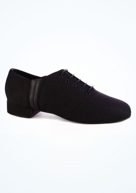Chaussure de Salon Freed Modern Flex Softweave  2,5cm Noir. [Noir]
