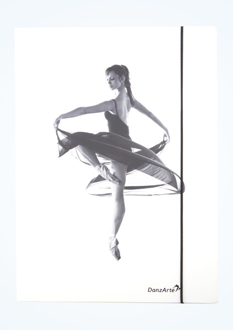 Pochette ballerine A4 Intermezzo Blanc  Avant-1T [Blanc ]