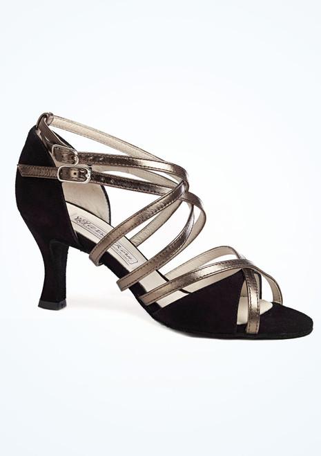 Chaussure de Danse Werner Kern Eva 6,5cm Noir. [Noir]