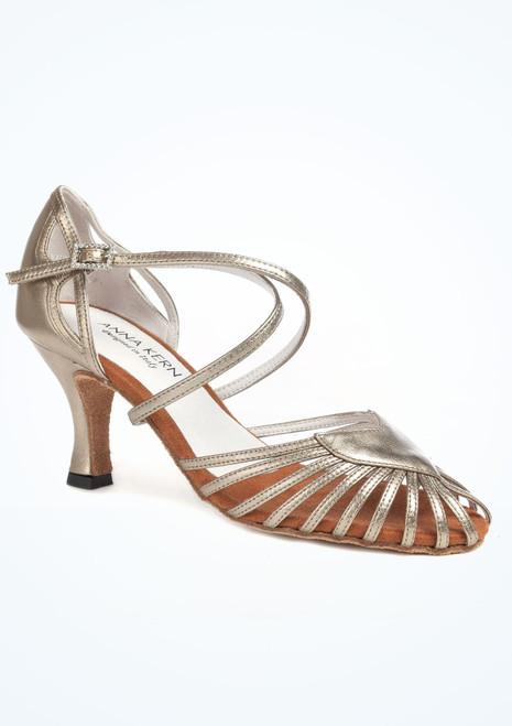 Chaussure de Salon Anna Kern Jana 6cm Argent. [Argent]