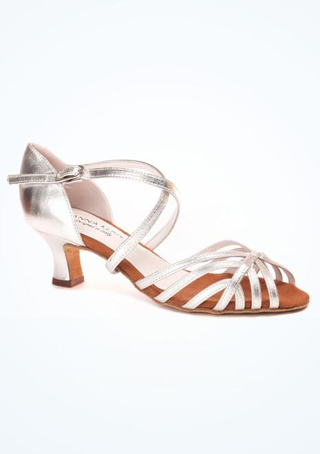 Chaussure de Salon Anna Kern Letta 5cm Argent. [Argent]