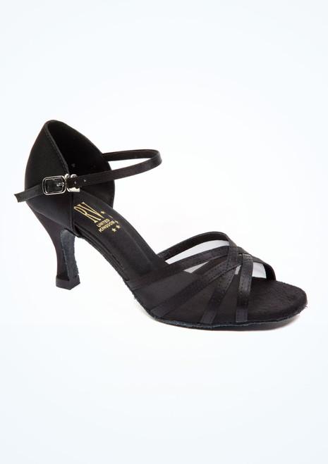 Chaussure de Danse Latine & Salon Roch Valley Aphrodite 7cm Noir. [Noir]
