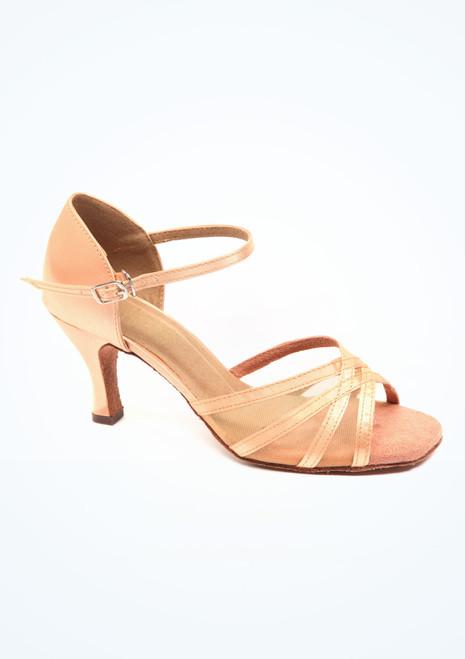 Chaussure de Danse Latine & Salon Roch Valley Aphrodite 7cm Chair Fauve. [Fauve]