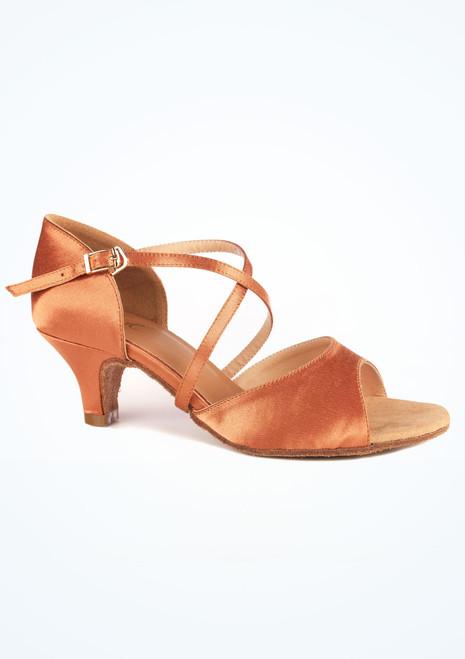 Chaussure de Danse Latine & Salon Move Rita 5cm Fauve. [Fauve]