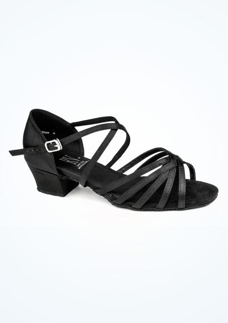 Chaussure de Salon Roch Valley Bella 3cm Noir. [Noir]