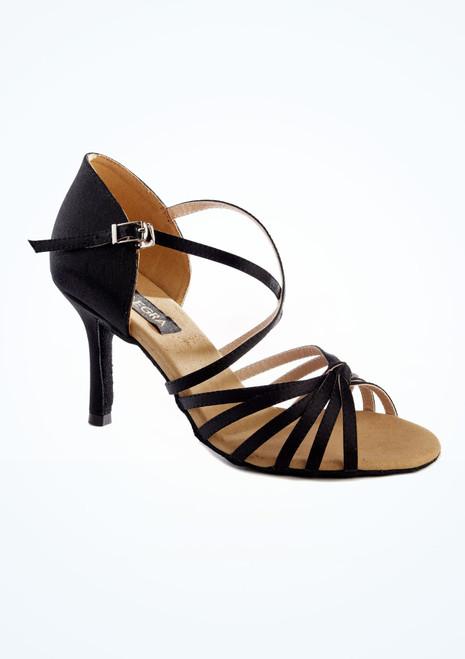 Chaussure de Danse Alegra Charlie 7,5cm Noir. [Noir]