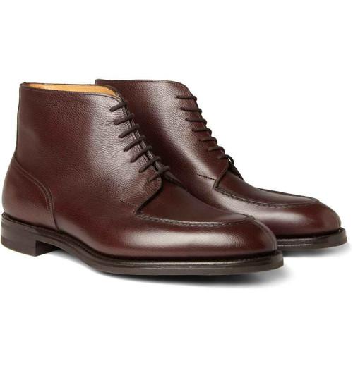 John Lobb John Lobb Chambord II Boot in Meleze Buffalo Leather