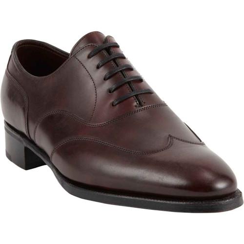John Lobb Brand new John Lobb Warwick Oxfords from the Prestige Collection- Claret Misty- 7000 Last