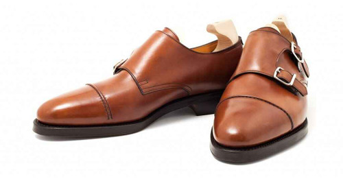 John Lobb Brand new John Lobb William II New Gold Museum Calf