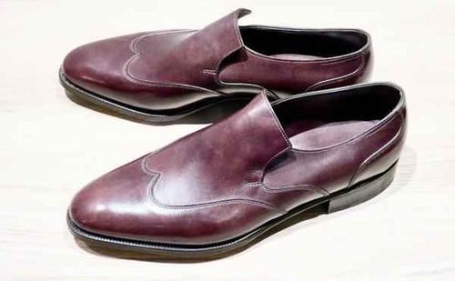 John Lobb John Lobb Warwick Loafers from the Prestige Collection- in Brown Misty- 7000 Last