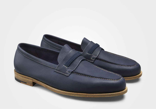 John Lobb Brand new John Lobb Tore Blue Leather