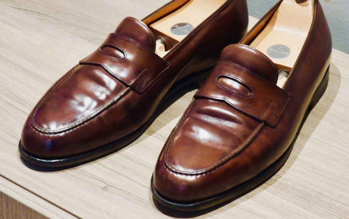 John Lobb John Lobb Lopez- in Parisian Brown Museum Calf
