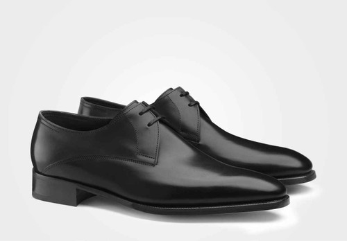 John Lobb Brand new John Lobb Archer from the Prestige Collection - Black Calf Leather