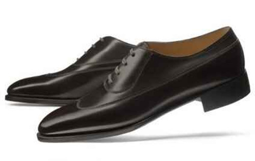John Lobb Brand New John Lobb St Crepin 2009 Limited Edition- Black Calf